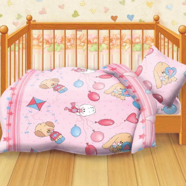 Детское Постельное белье Кошки-Мышки