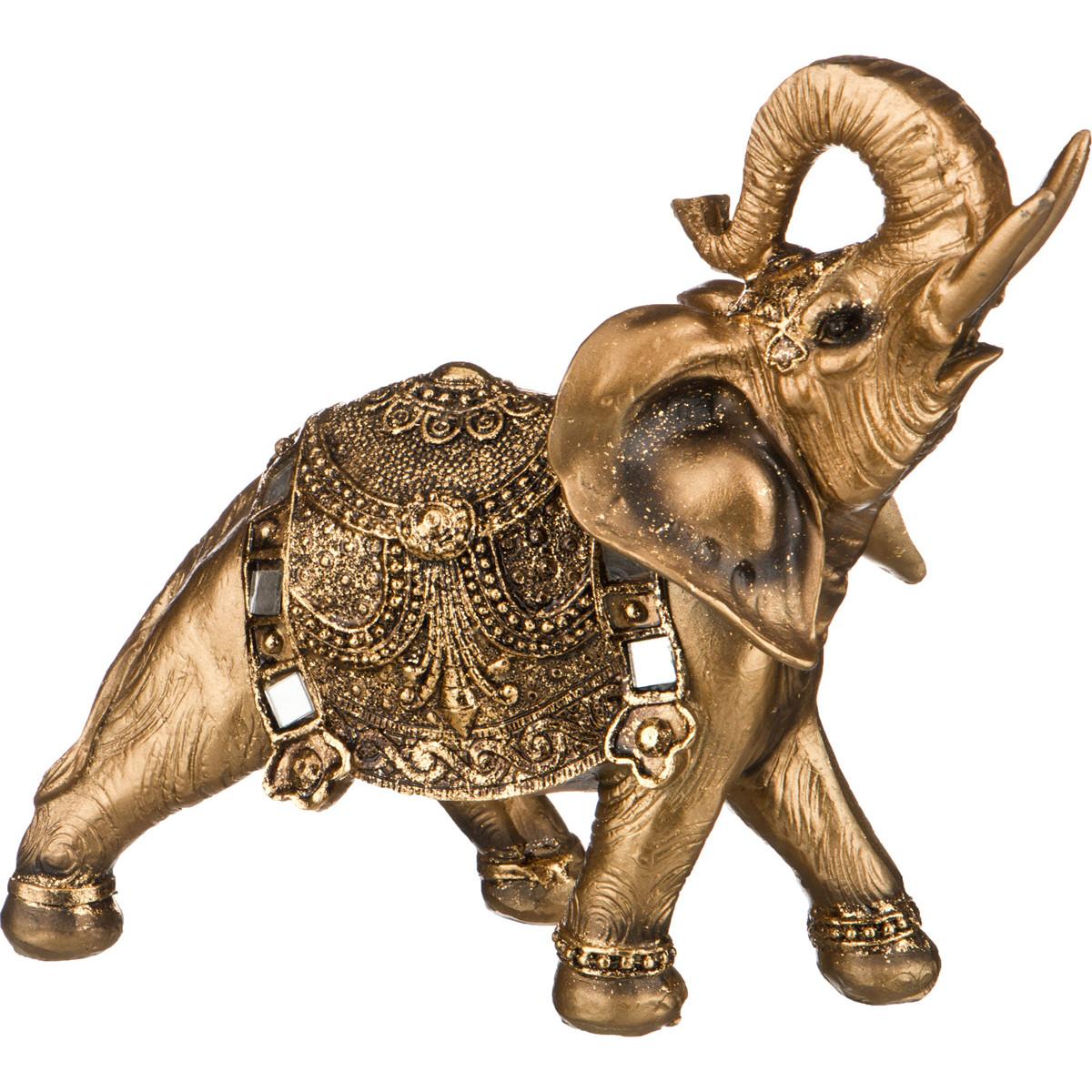 {} Lefard Фигурка Слон (9х19х20 см) фигурка декор 19 5 9 5 20 5 см слон красный 1132662