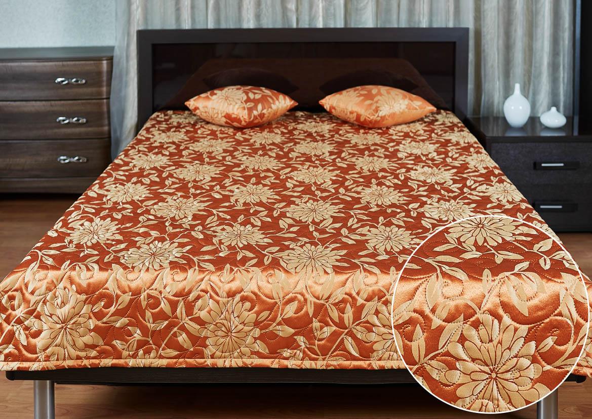 Покрывало Primavelle Покрывало Betta Цвет: Оранжевый (180х200 см) покрывало primavelle betta цвет бежевый коричневый 180 х 200 см 25470510