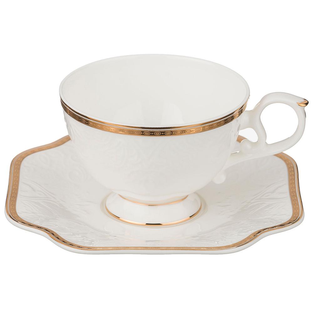 {} Lefard Чайная пара Shevon  (230 мл) подарочная корзина чайная с заварочной кружкой
