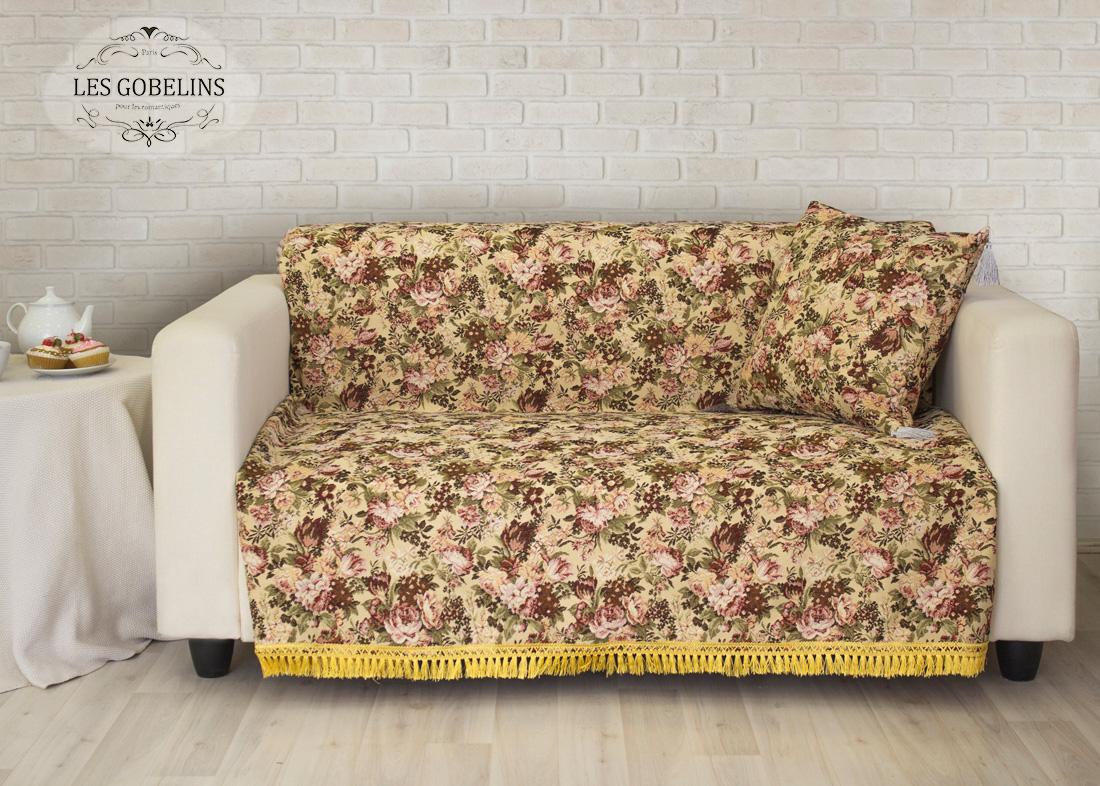 Les Gobelins Накидка на диван Bouquet Francais (160х160 см)