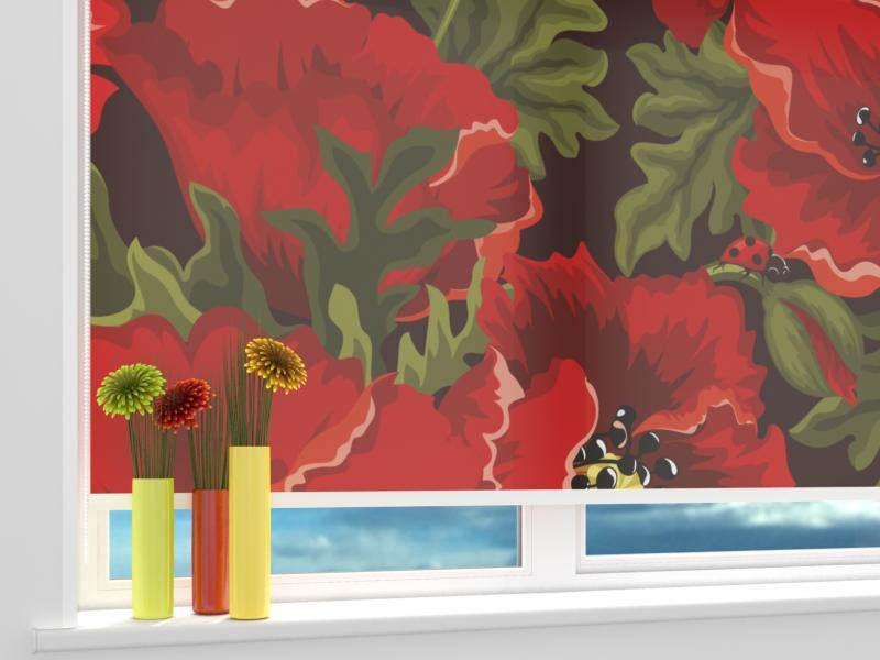 Рулонные шторы StickButik от Postel Deluxe