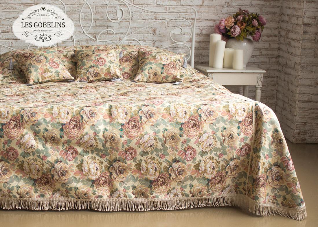 Les Gobelins Покрывало на кровать Fleurs Hollandais (170х220 см)