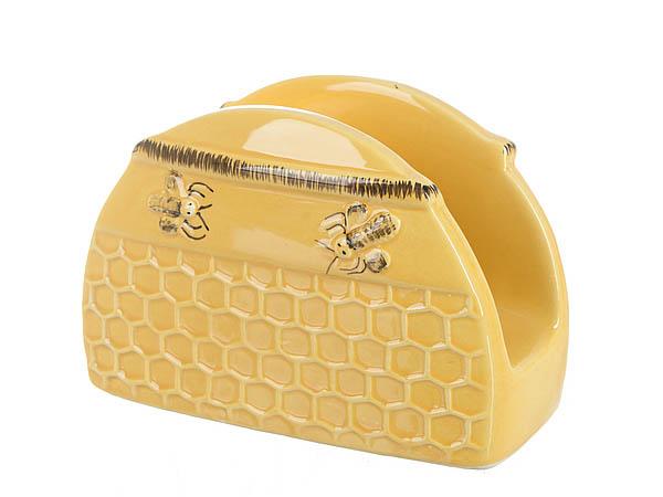 {} ENS GROUP Салфетница Пчелка (6х9х12 см) салатник с крышкой ens group танго магнолия 1 6 л