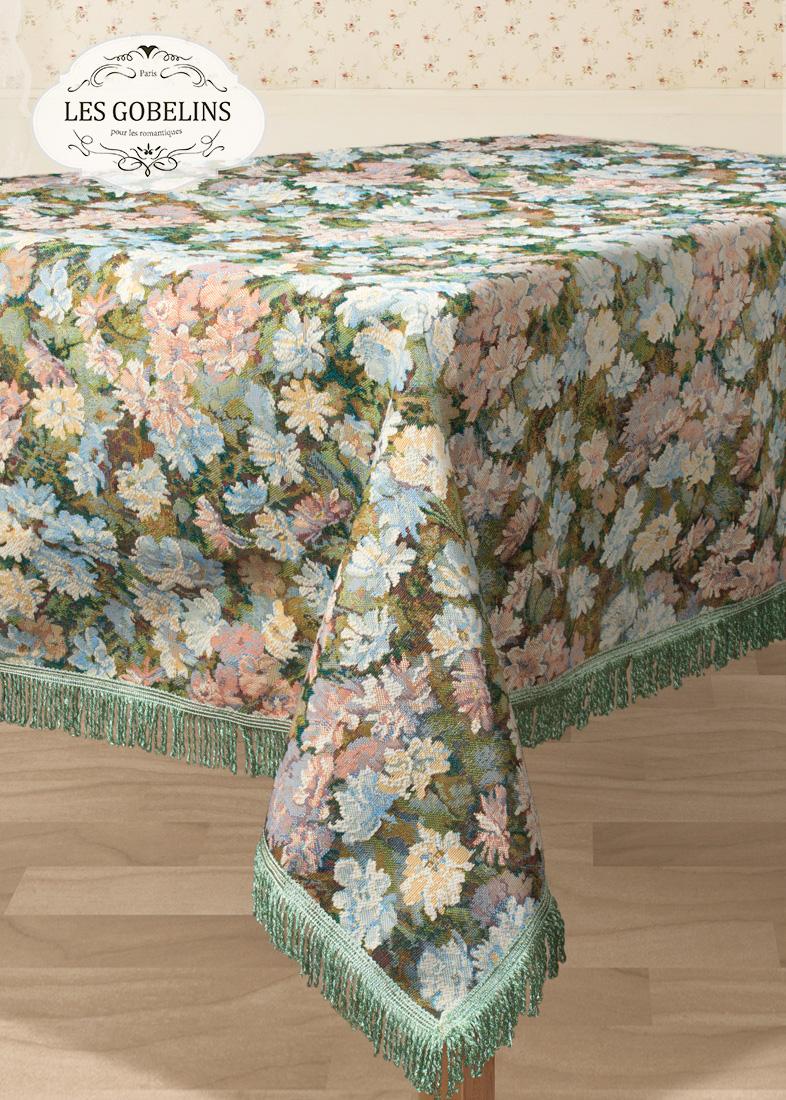 Скатерти и салфетки Les Gobelins Скатерть Nectar De La Fleur (130х130 см) купить samsung s5230 la fleur red