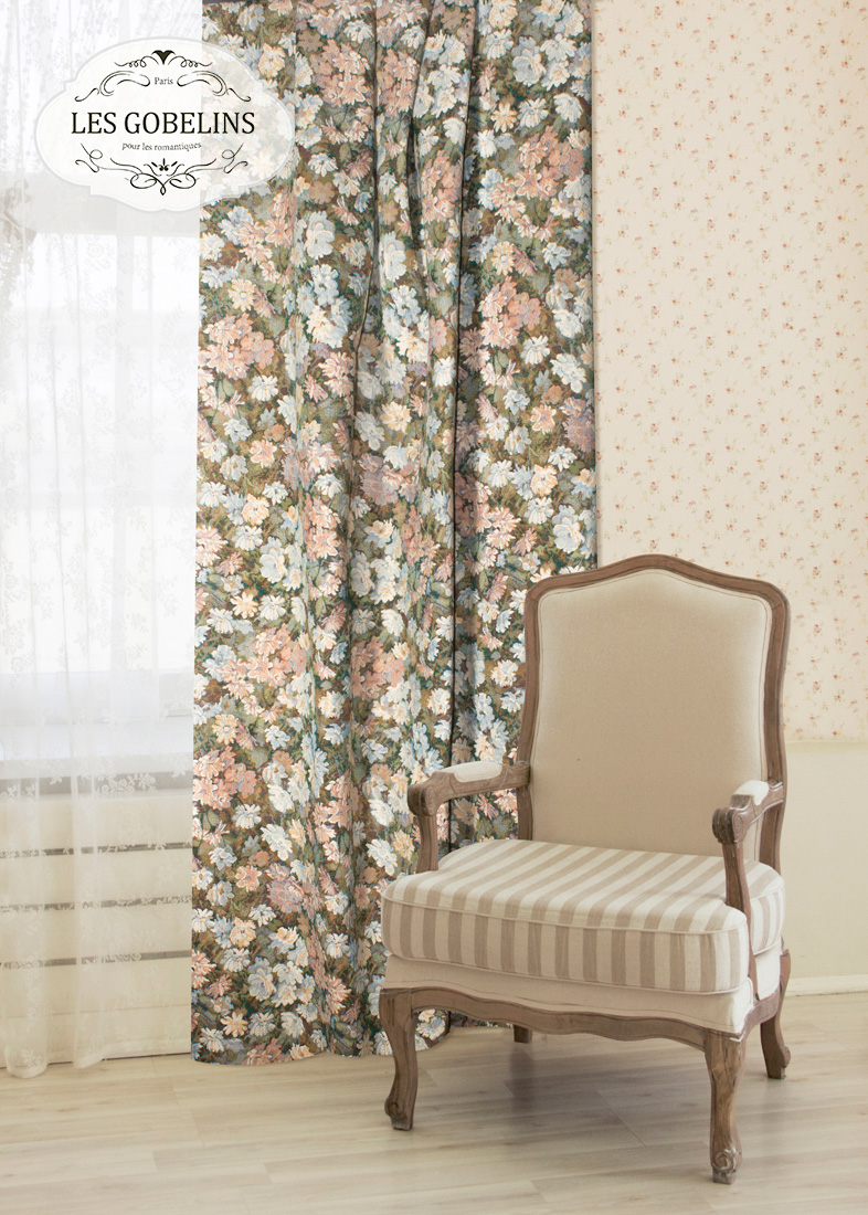Шторы Les Gobelins Классические шторы Nectar De La Fleur купить бу седельный тягач в европе