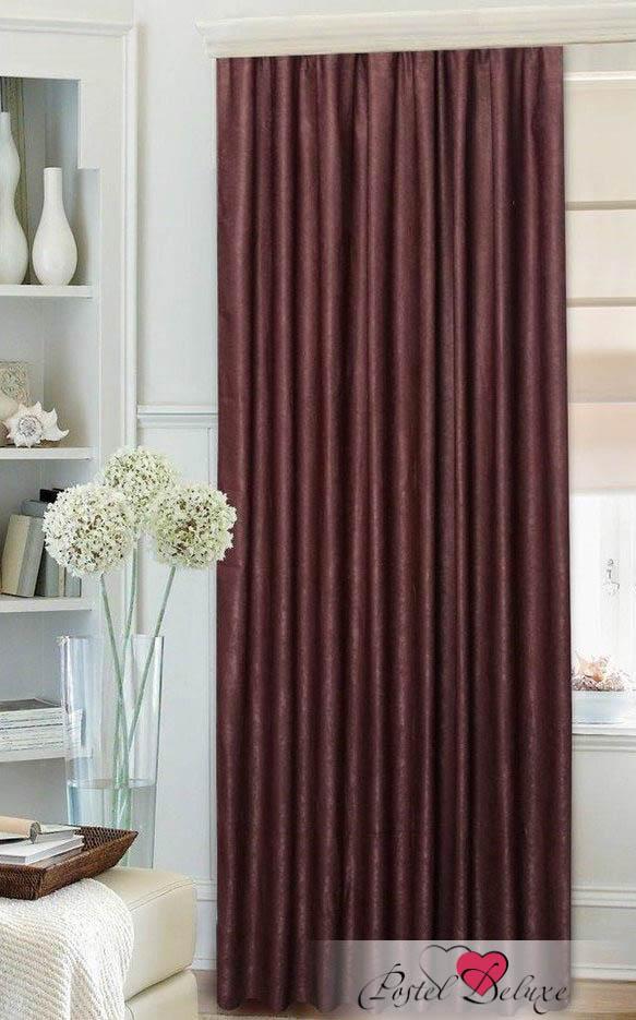 Шторы Mona Liza Классические шторы Paige Цвет: Венге mona liza mona liza классические шторы stacy цвет серый