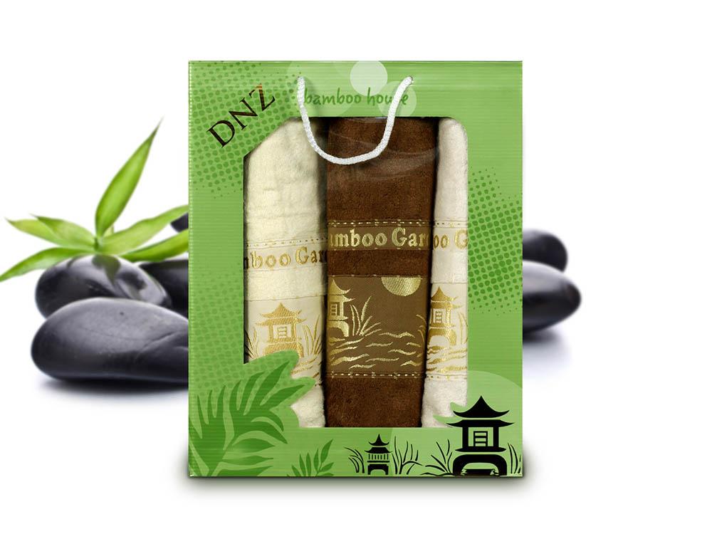 Полотенца Gulcan Полотенце Bamboo (Набор) полотенце набор бамбук 903813