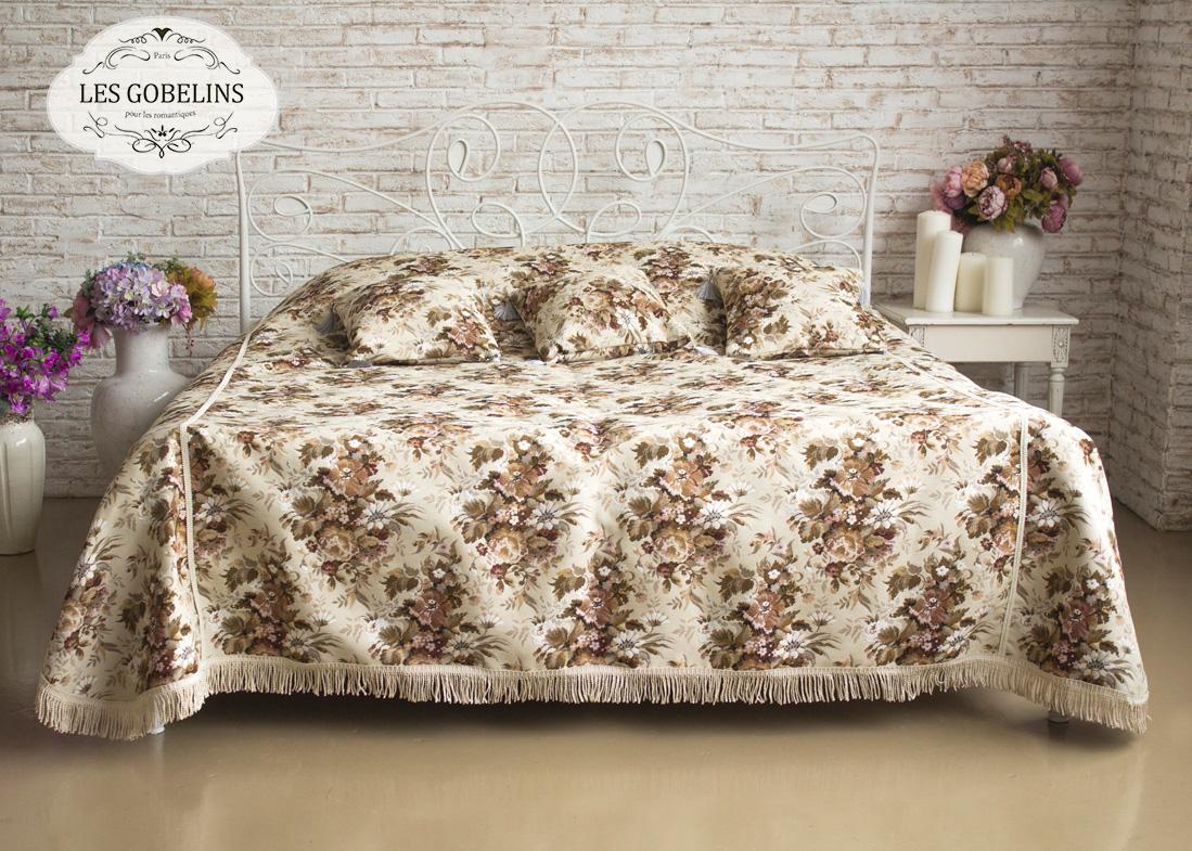 где купить Покрывало Les Gobelins Покрывало на кровать Terrain Russe (180х230 см) по лучшей цене