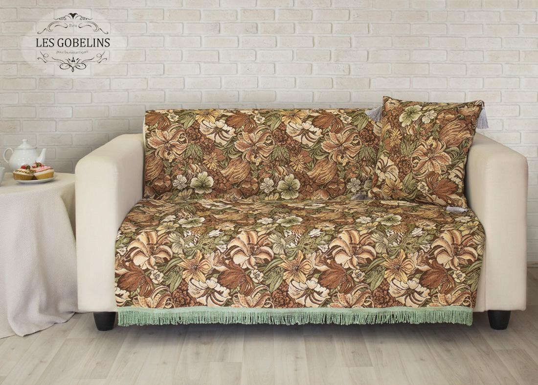 Les Gobelins Накидка на диван Art Nouveau Lily (130х180 см)