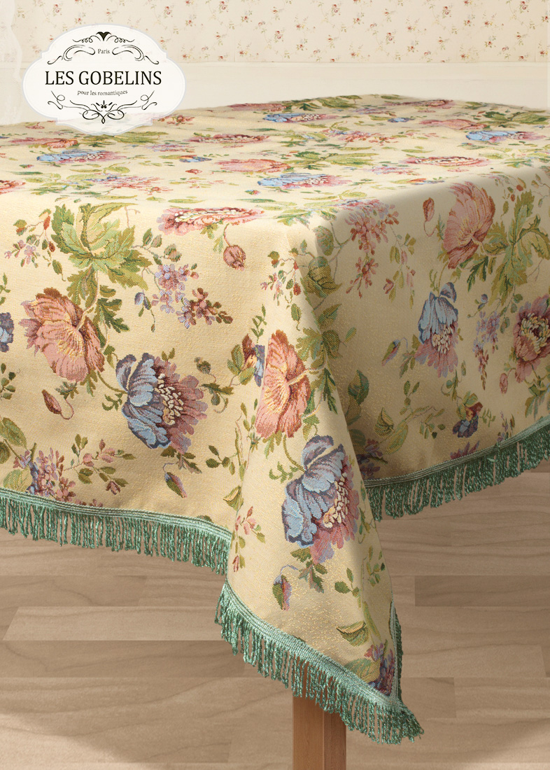 Скатерть Les Gobelins Winnie L'Ourson, квадратная, 130 х 130 см
