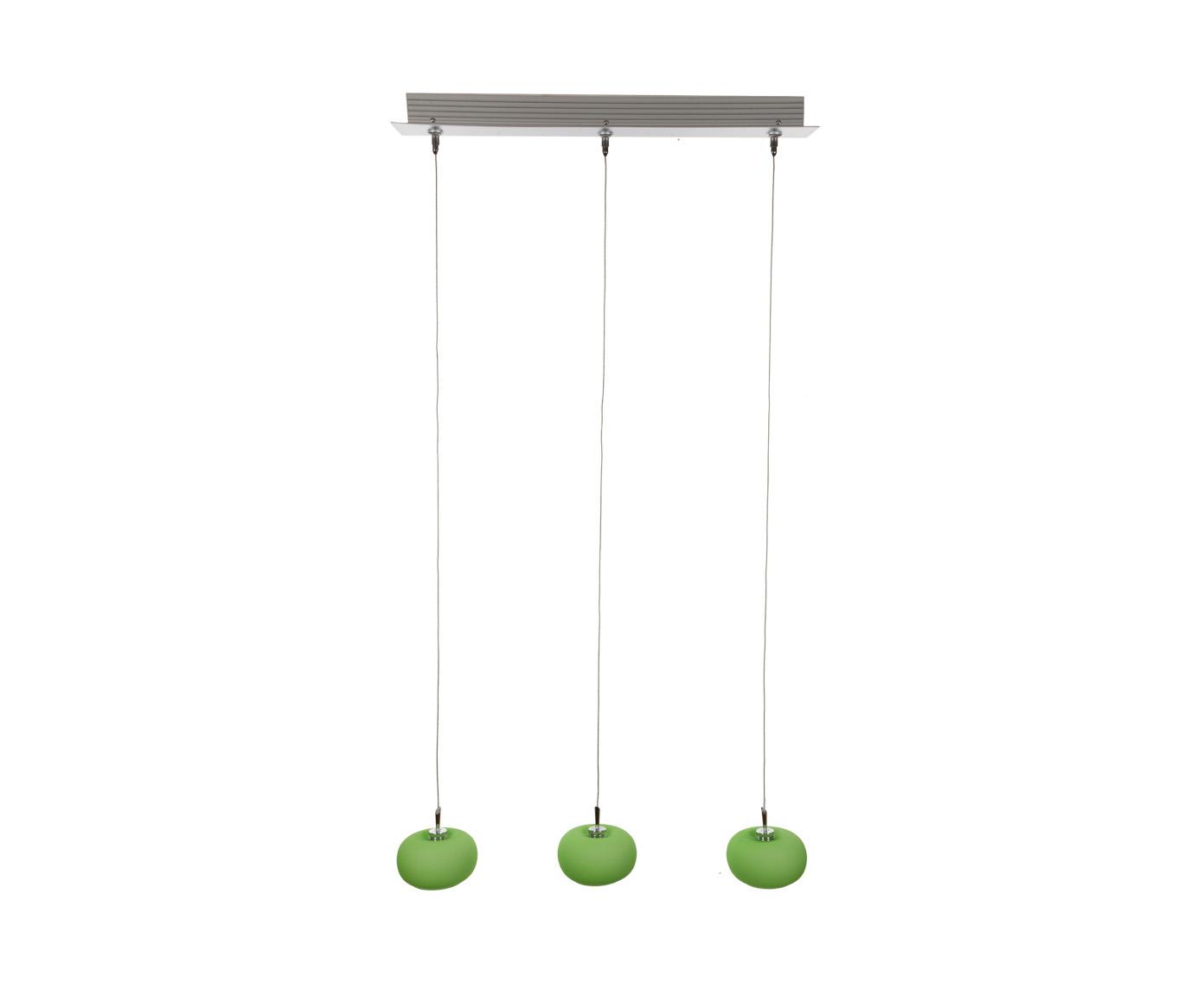 цена  {} CRYSTAL LIGHT Светильник потолочный Lilyum Цвет: Зеленый (10х63х180 см)  онлайн в 2017 году