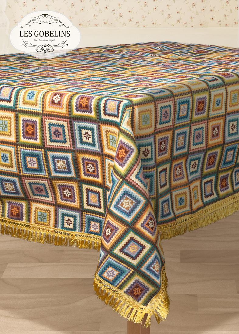 Скатерти и салфетки Les Gobelins Скатерть 12 Chaises (150х160 см)