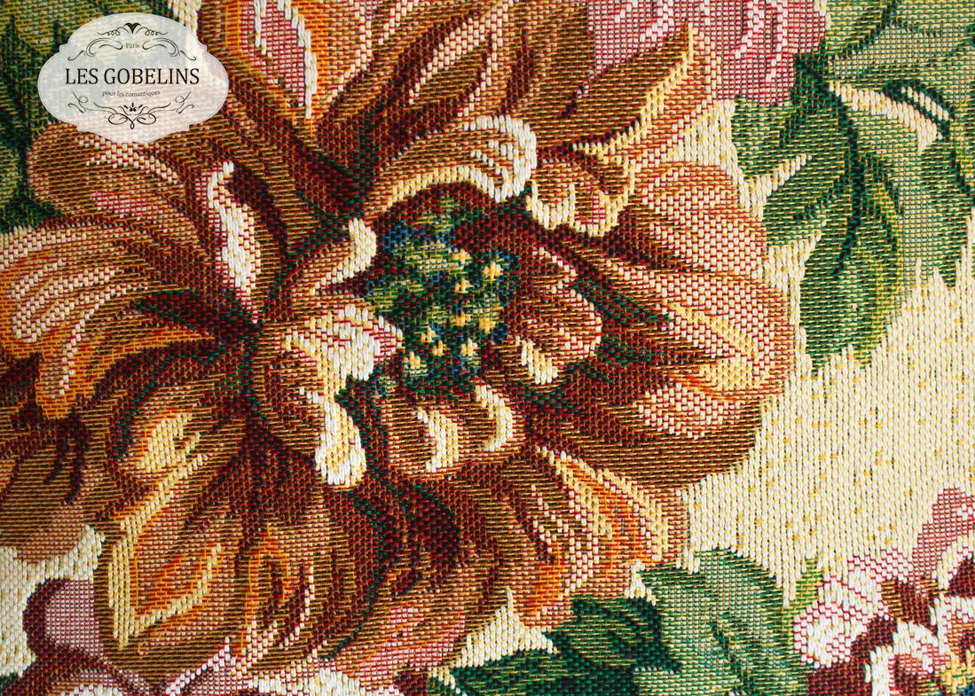 Покрывало Les Gobelins Накидка на диван Pivoines (140х180 см) пледы и покрывала les gobelins накидка на диван pivoines aquarelles 160х200 см