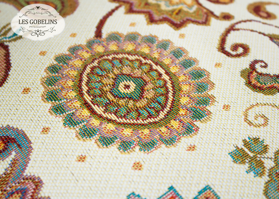 Покрывало Les Gobelins Накидка на кресло Ete Indien (80х200 см)