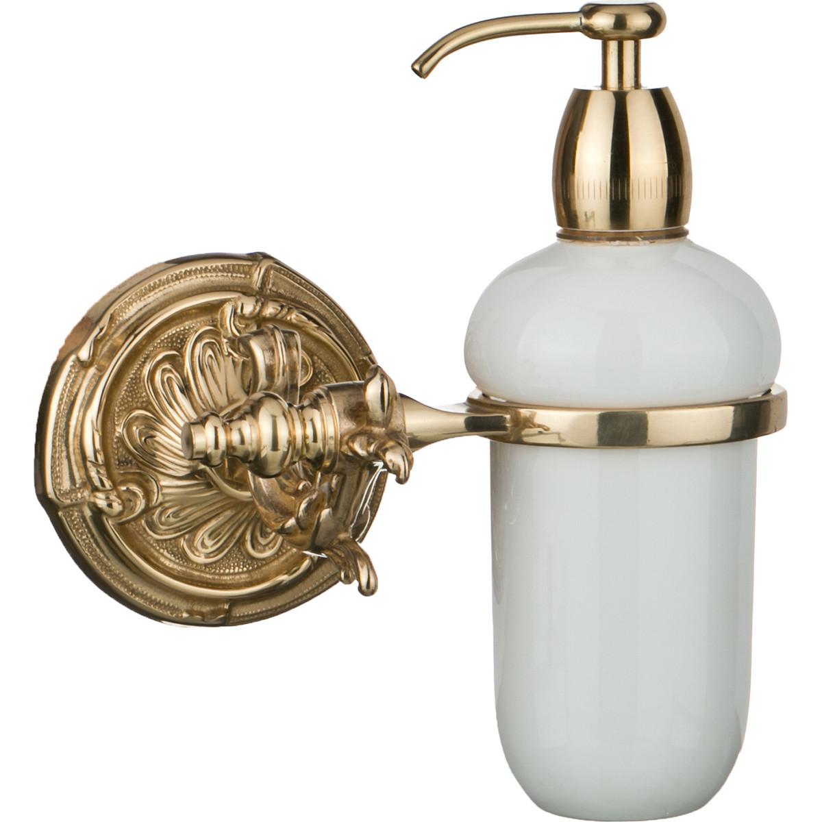 {} Stilars Дозатор для жидкого мыла Liane  (19 см) stilars крючок для ванной