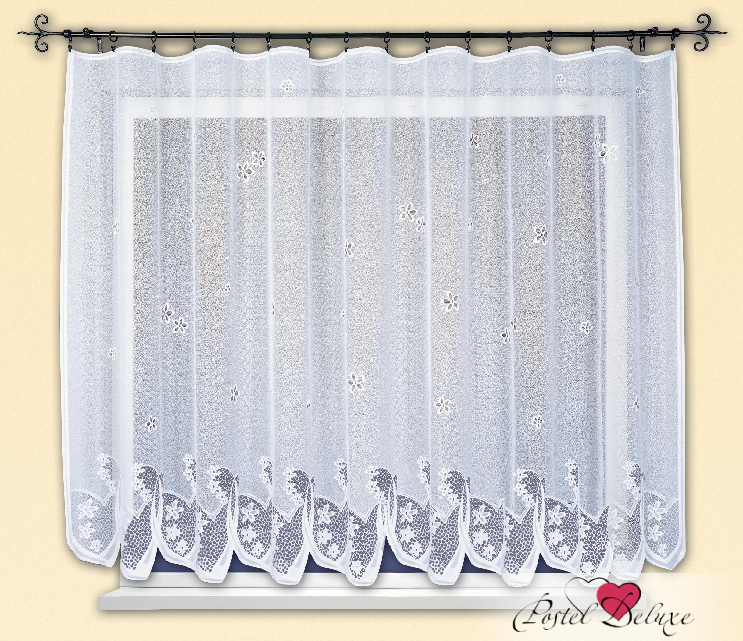 Шторы Haft Классические шторы Iris Цвет: Белый