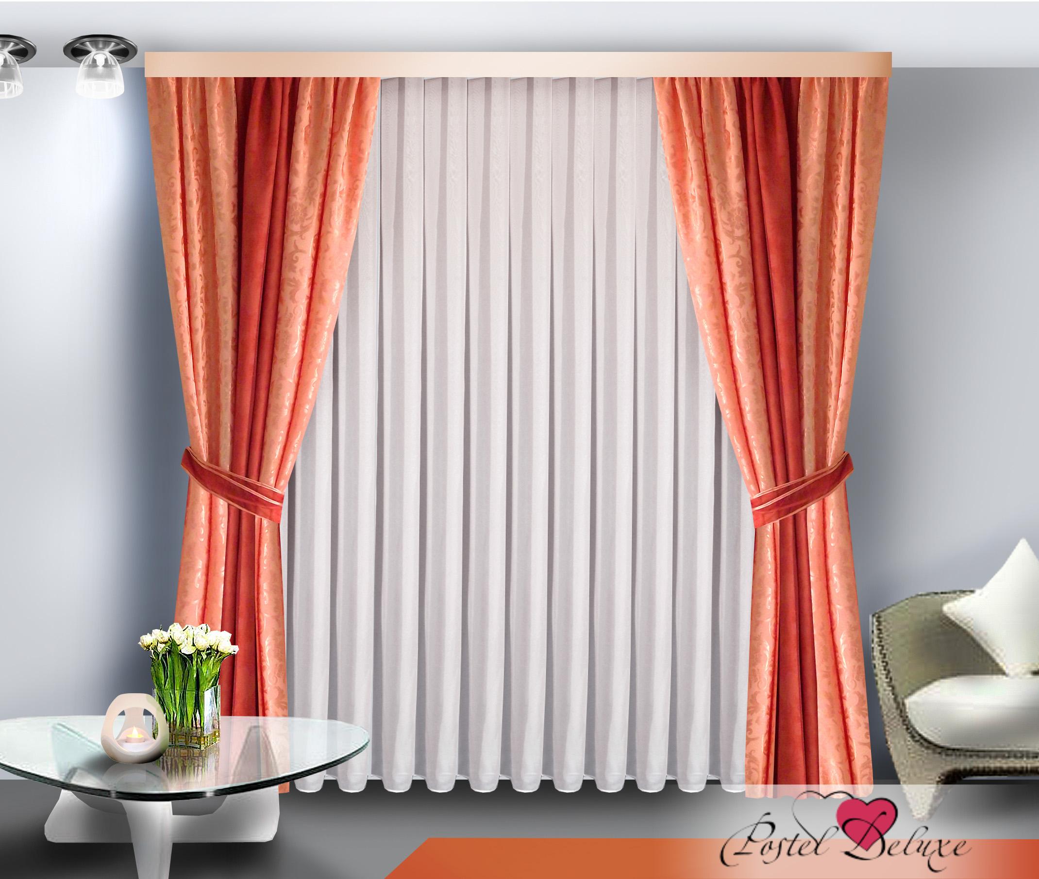 Фотография Zlata Korunka Классические шторы Цвет: Розовый