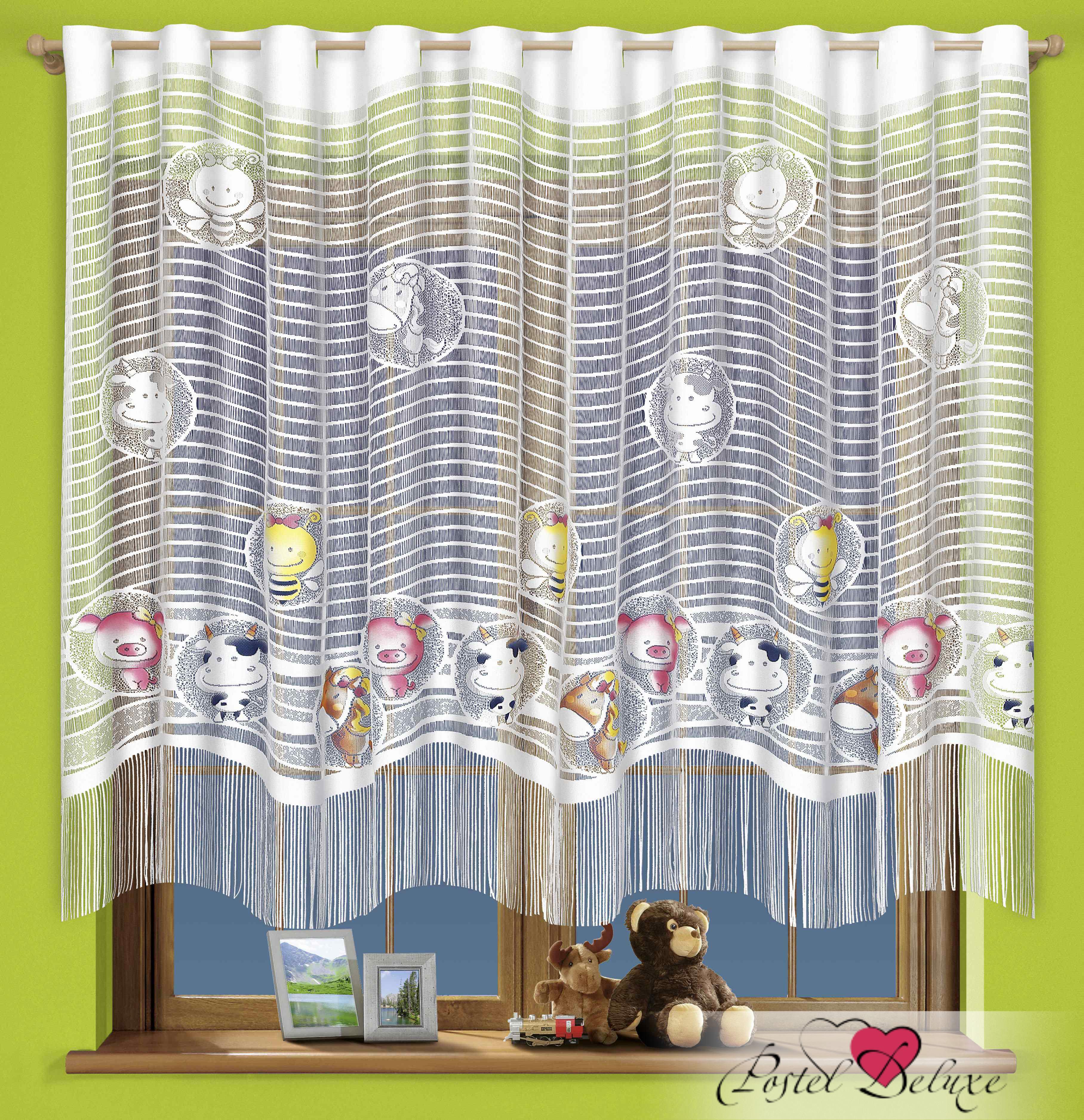 Шторы Wisan Нитяные шторы Pretty шторы wisan нитяные шторы odelia