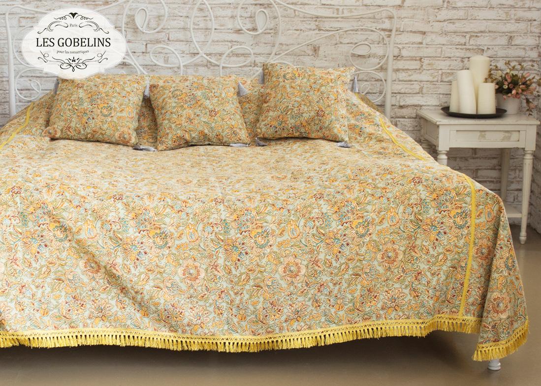 Les Gobelins Покрывало на кровать Vitrail De Printemps (260х240 см)