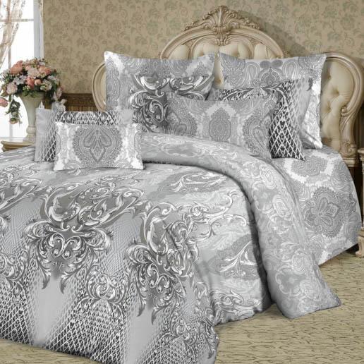 Романтика Постельное белье Царственная дымка (1,5 спал.) романтика романтика кпб махараджа 1 5 спал