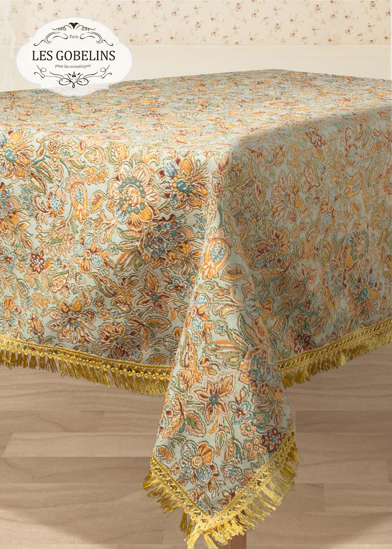 Скатерти и салфетки Les Gobelins Скатерть Vitrail De Printemps (160х300 см)