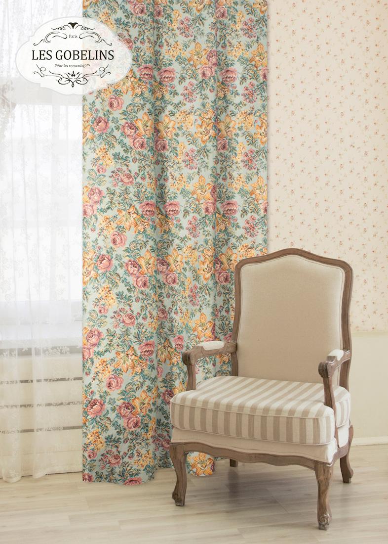 Шторы Les Gobelins Классические шторы Arrangement De Fleurs