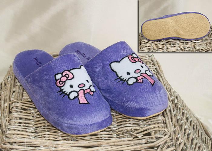 Обувь для дома Tango Тапочки Hello Kitty (36-37) hello kitty игрушка погремушка тапочки цвет розовый голубой