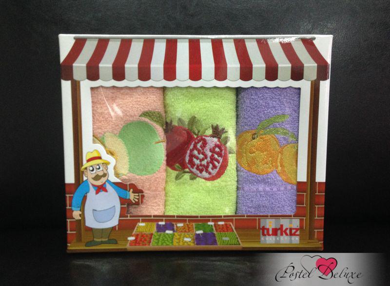 {} Turkiz Кухонное полотенце Tessa (30х50 см - 3 шт) tango полотенце turkiz florist tek havlu 8112 03