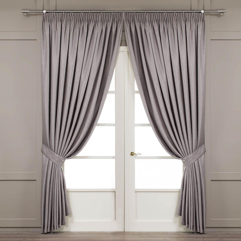 Шторы Togas Классические шторы Скандинавия Цвет: Серый
