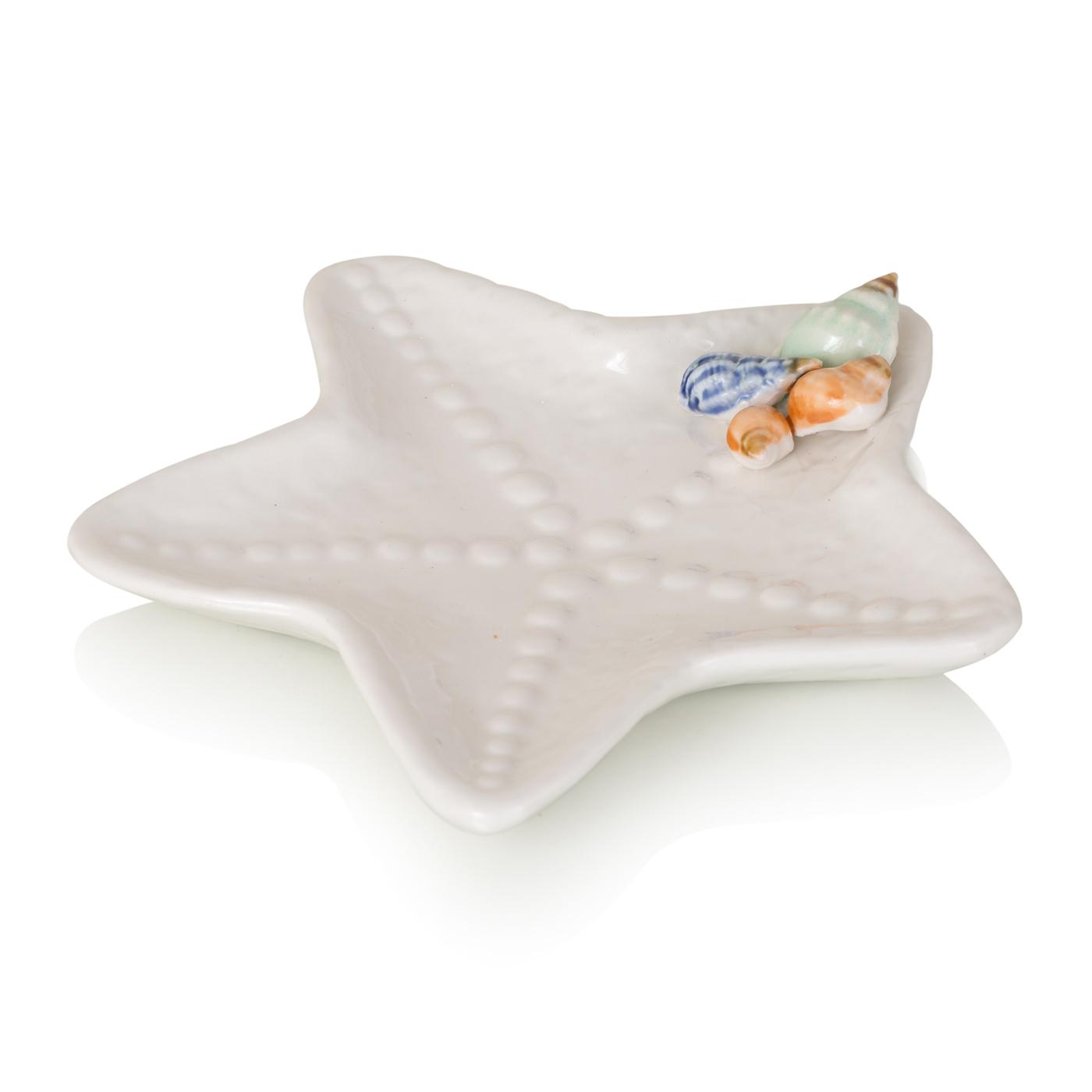 {} Home Philosophy Тарелка Starfish (20 см) home philosophy 20 см aquamarine 241274