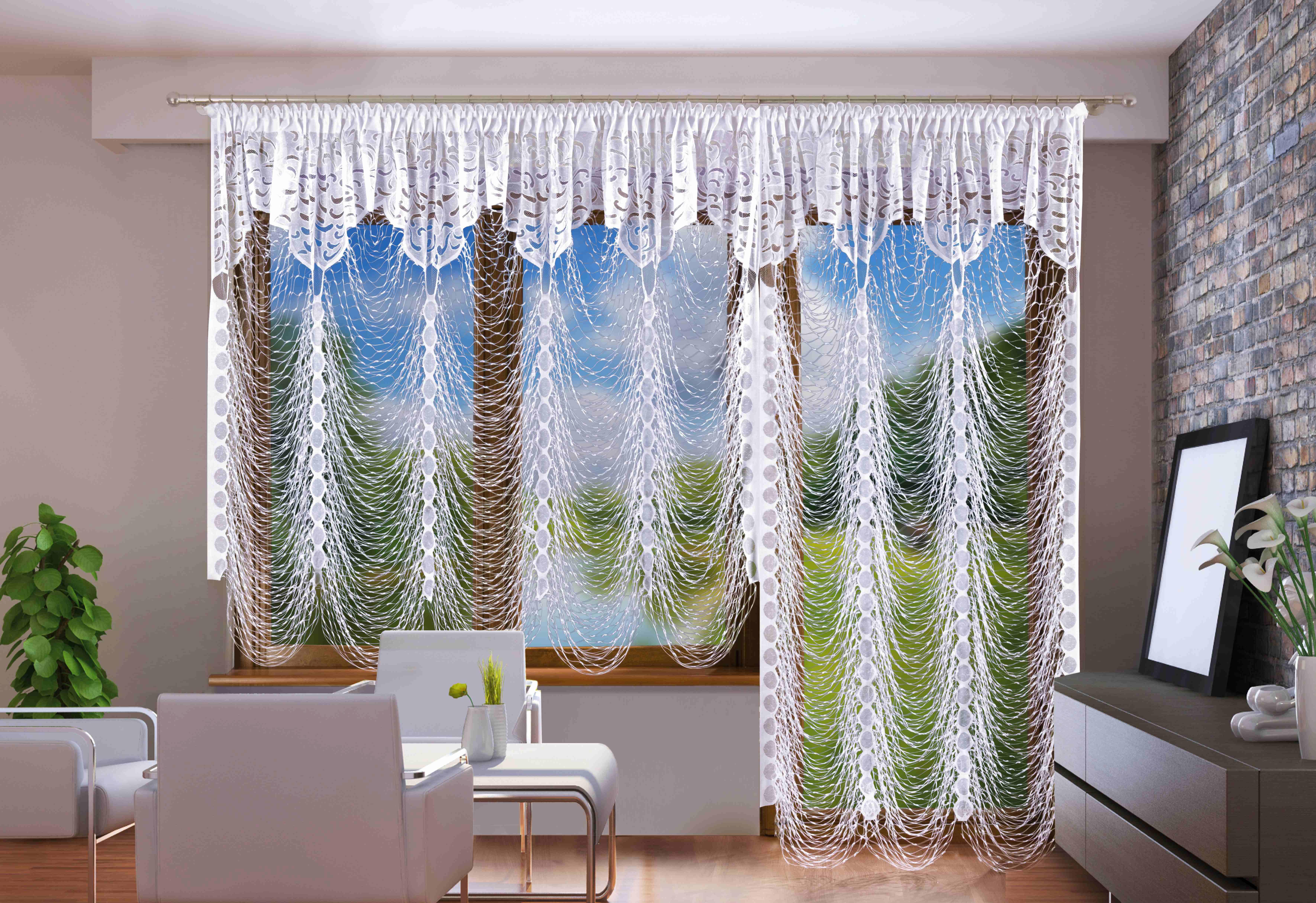 Шторы Wisan Нитяные шторы Mirabella wisan шторы бабочка
