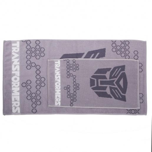 Полотенца Непоседа Детское полотенце Трансформеры (30х60 см) керамогранит lasselsberger муретто темный 30х60