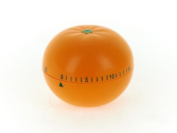{} Best Home Kitchen Таймер кухонный Апельсин (6х7х7 см)