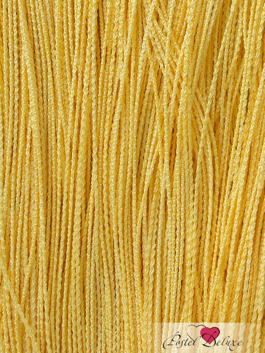 Шторы Haft Нитяные шторы Gironde Цвет: Желтый haft haft нитяные шторы avice цвет кремовый