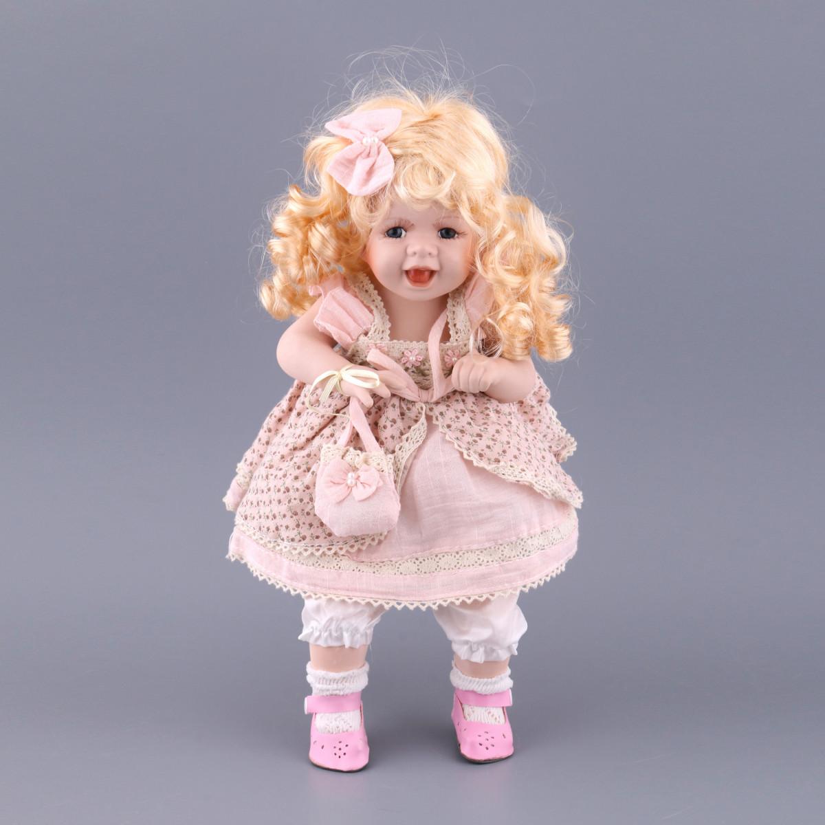 {} Lefard Кукла Angus  (35 см) кукла весна 35 см