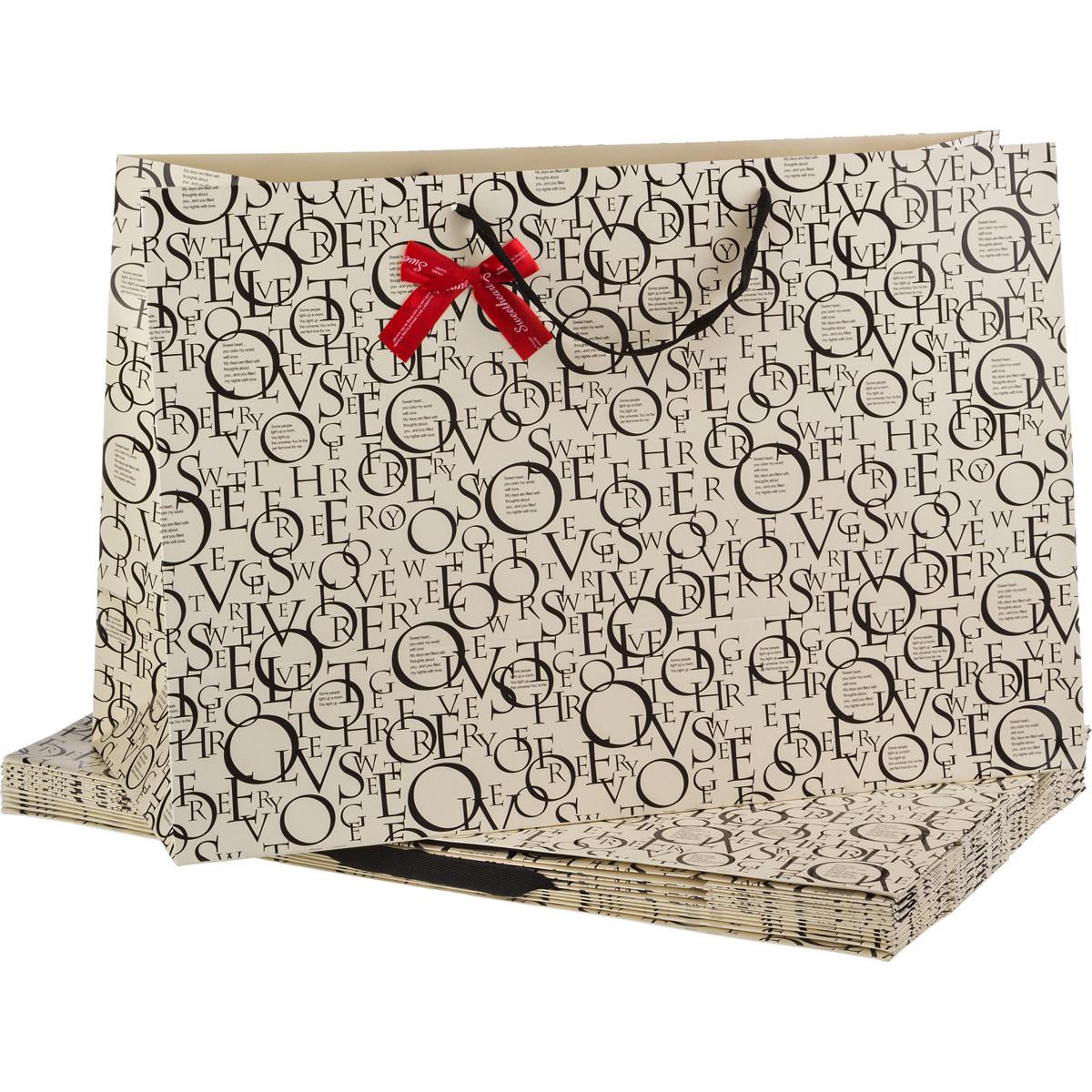 {} Lefard Пакет подарочный Lucian  (23х40х60 см - 10 шт)