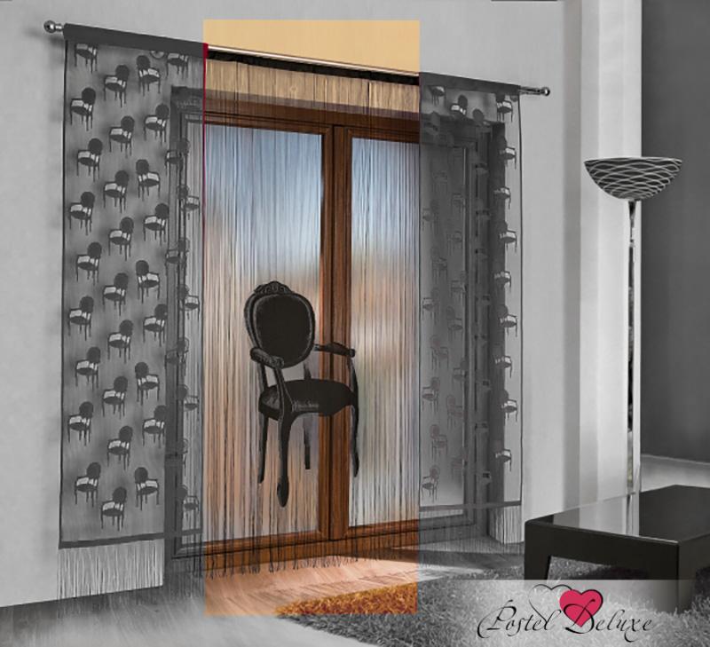 Wisan Нитяные шторы Кресло Цвет: Черный