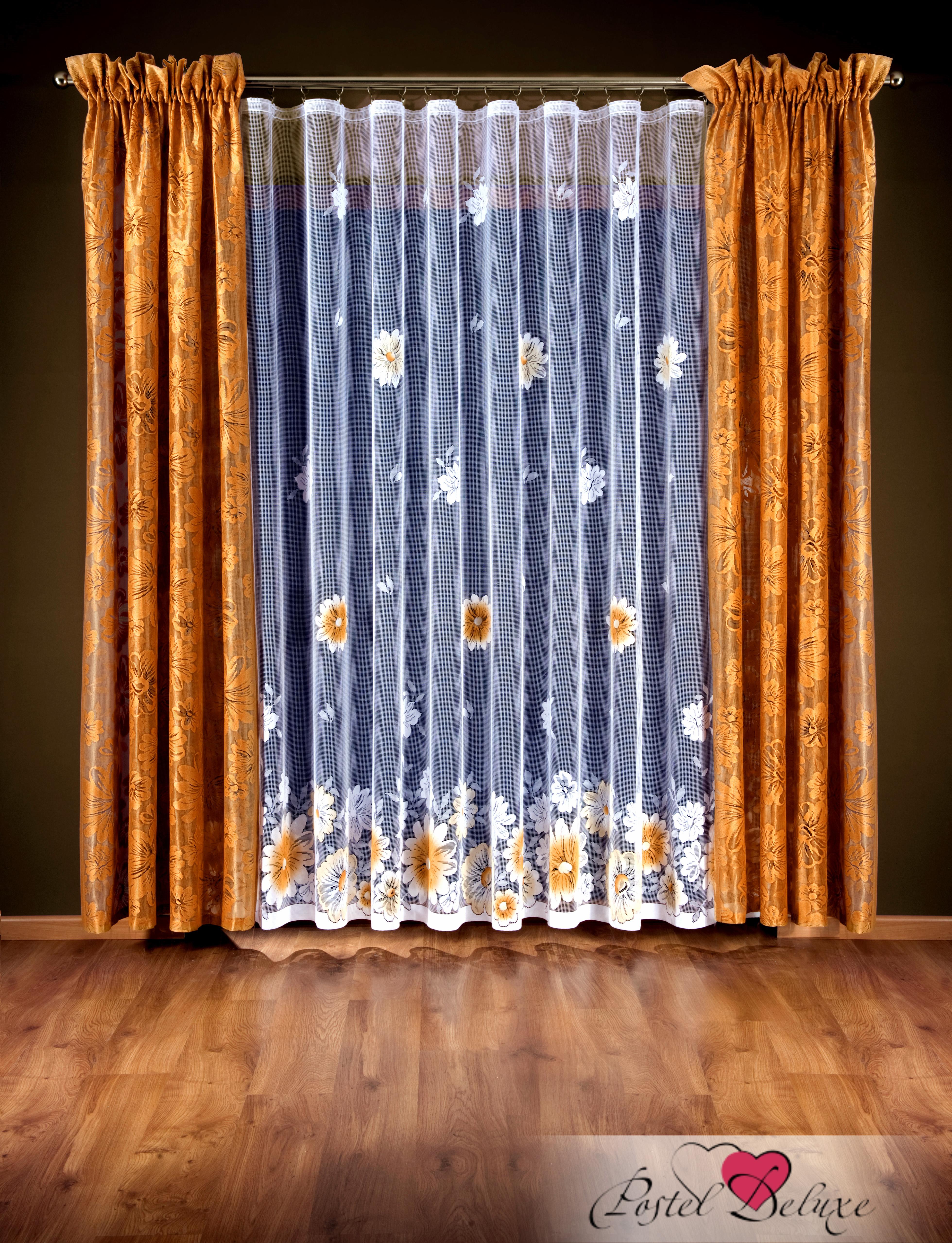 Шторы Wisan Классические шторы Цвет: Бронза, Светло wisan wisan классические шторы noele