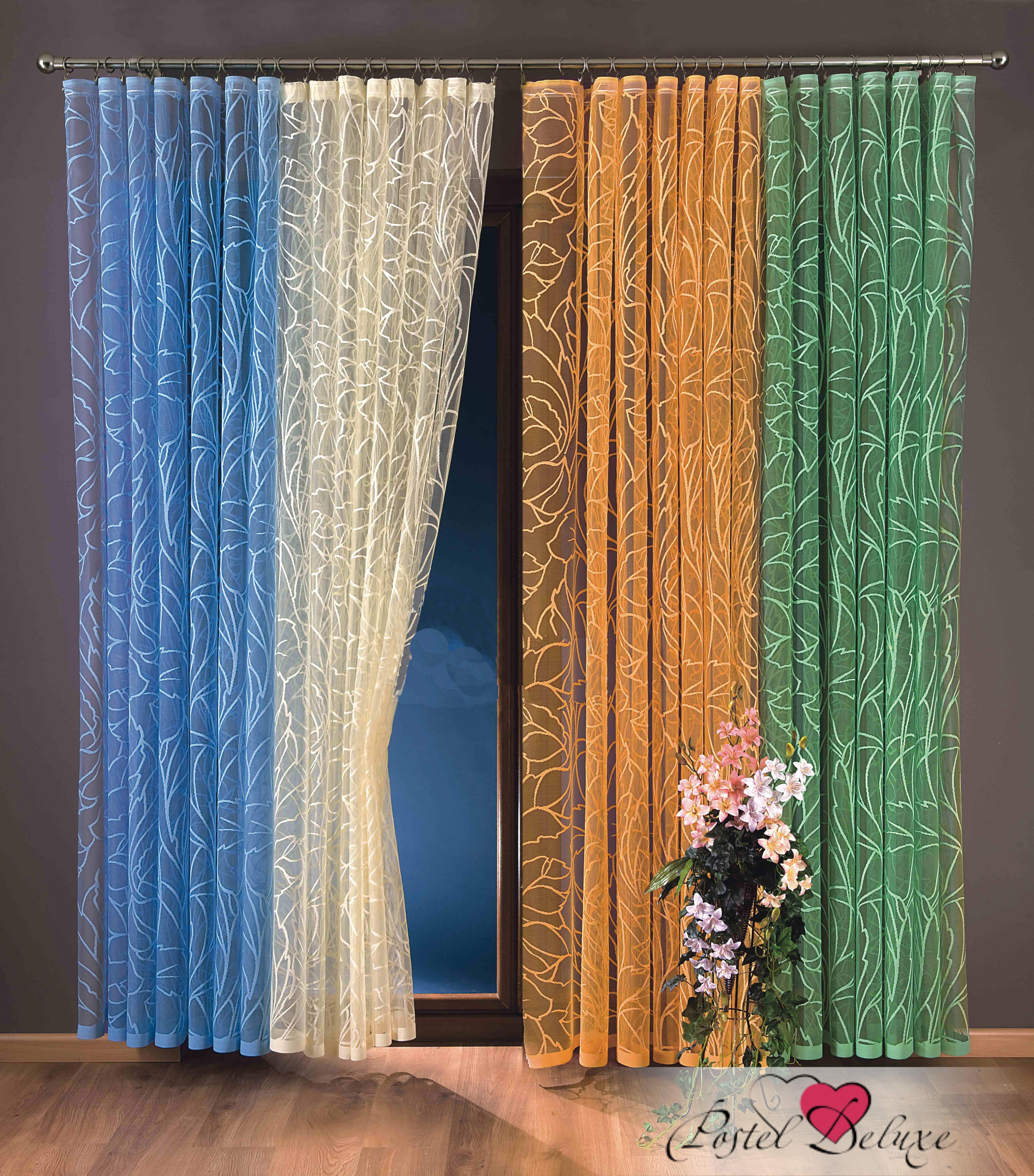 Шторы Wisan Классические шторыDianaЦвет: Кремовый wisan wisan классические шторы melicent цвет кремовый