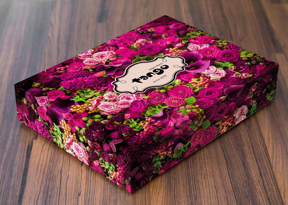 Постельное белье Tango Постельное белье Genna  (2 сп. евро)