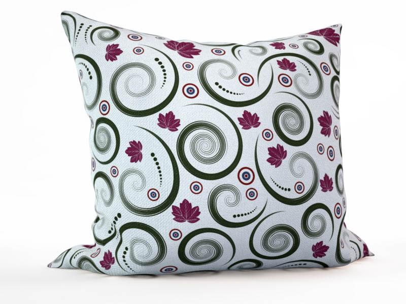 где купить  Декоративные подушки StickButik Декоративная подушка Листья Клена (45х45)  по лучшей цене