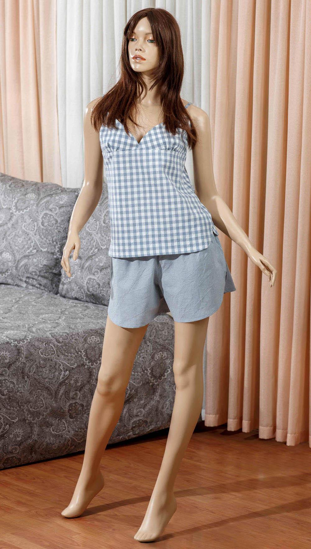 Футболки Primavelle Одежда для дома Vera Цвет: Голубой (L-xL) лен одежда купить