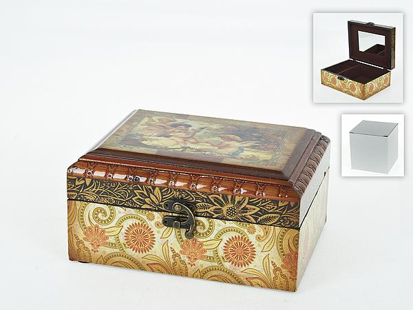 {} ArtHouse Шкатулка Амуры (10х15х20 см) arthouse шкатулка путешествие 5х17х26 см