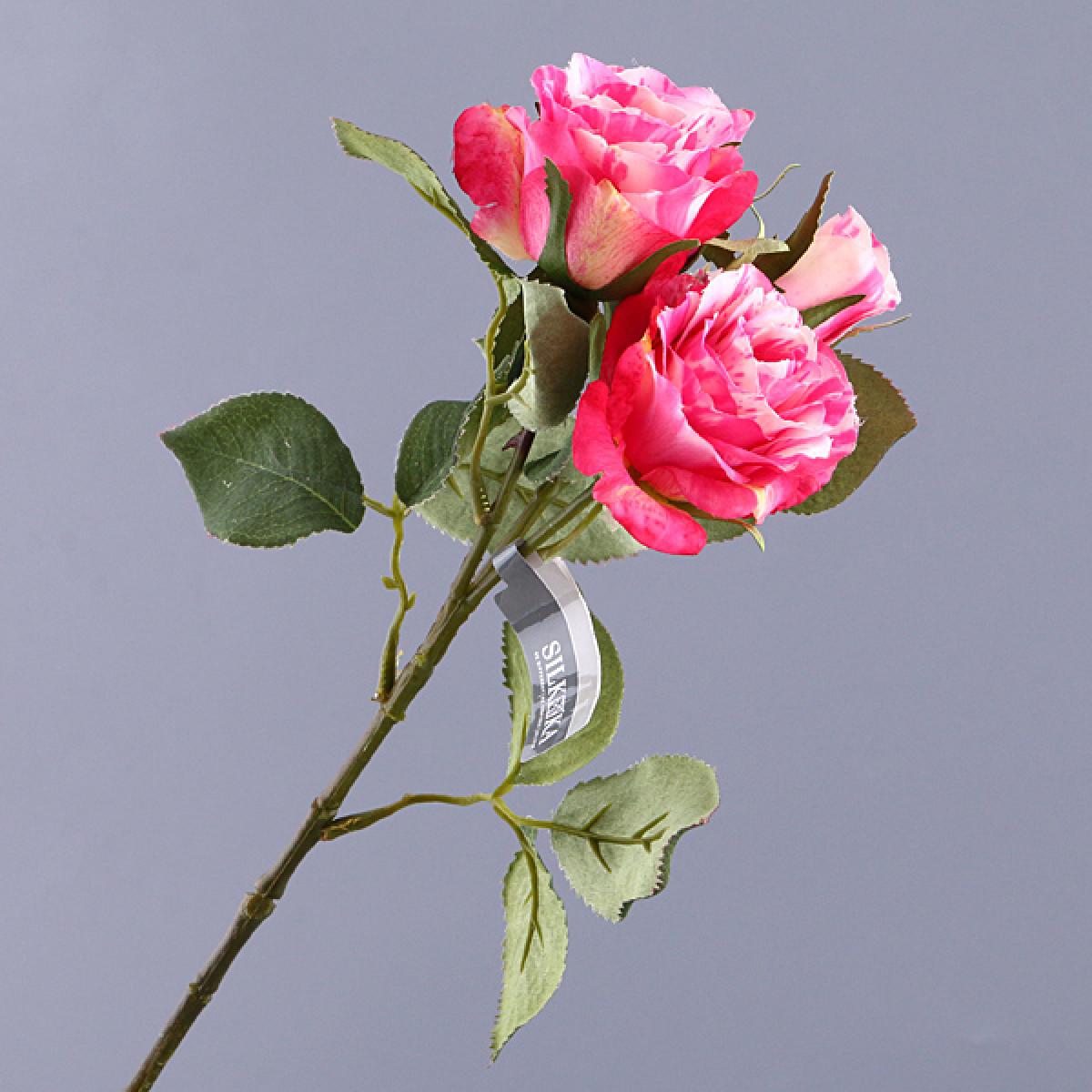 {} SILK-KA Искусственный цветок Zephaniah  (38 см)  silk ka