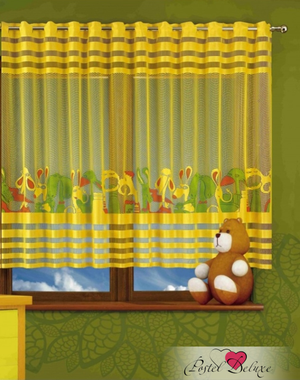Шторы Wisan Нитяные шторы Nick wisan шторы бабочка
