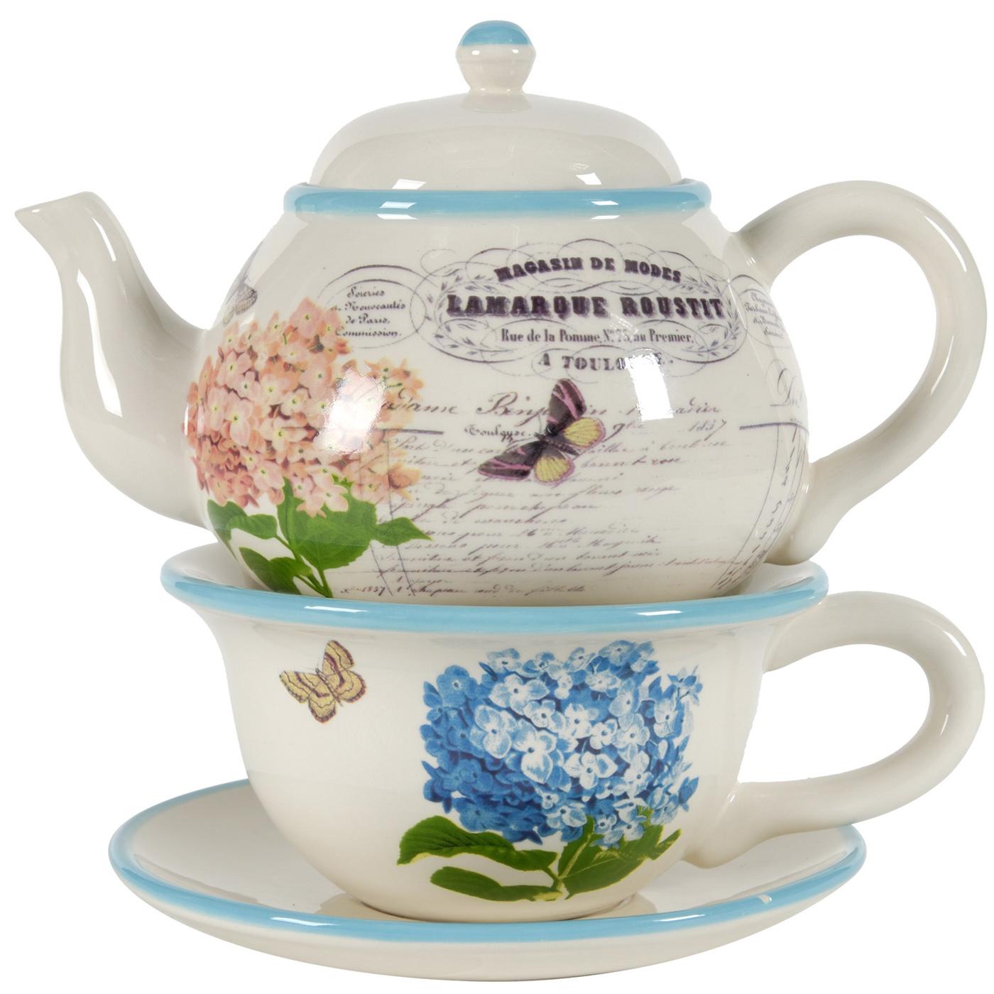 {} ARTEVALUCE Чайный сервиз Interia (Набор) dg home чайный сервиз perlina