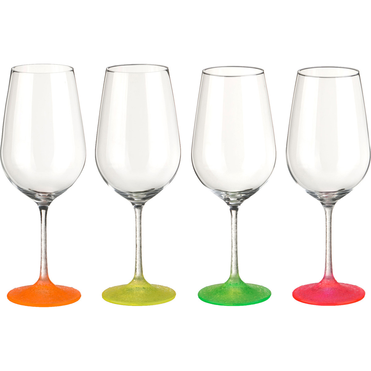 {} Bohemia Crystal Набор бокалов для вина Angelina  (550 мл - 4 шт) набор для кофе crystal bohemia mokko 4 предмета