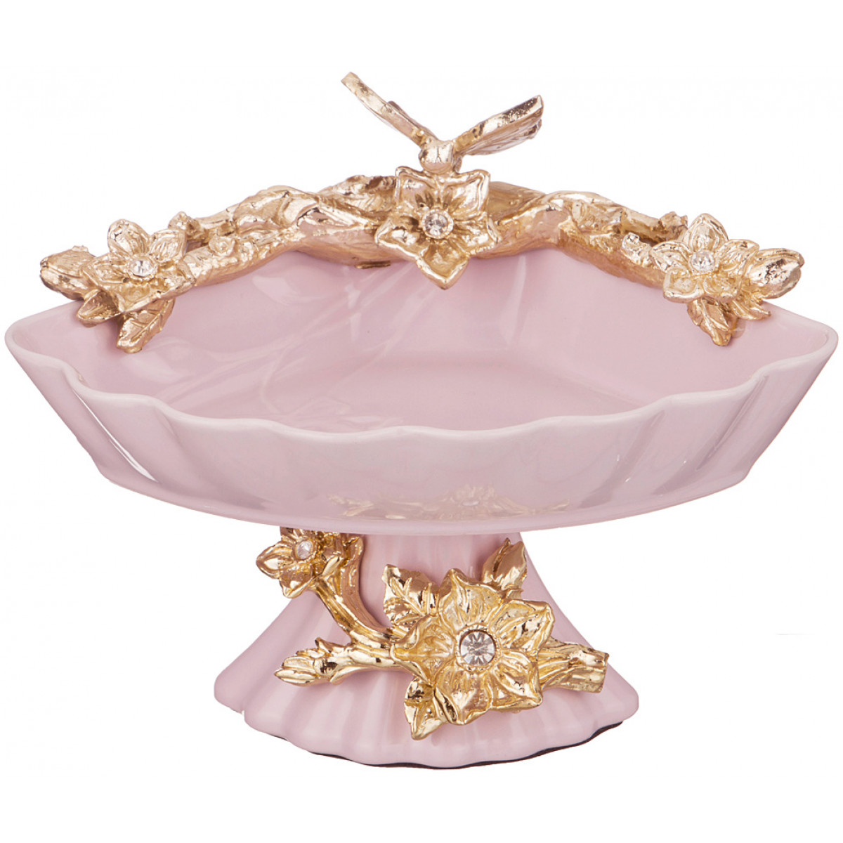 {} Arti-M Ваза Bienno  (18х20х24 см) ваза керамика розовый рассвет 18 12 8 5 см 863622