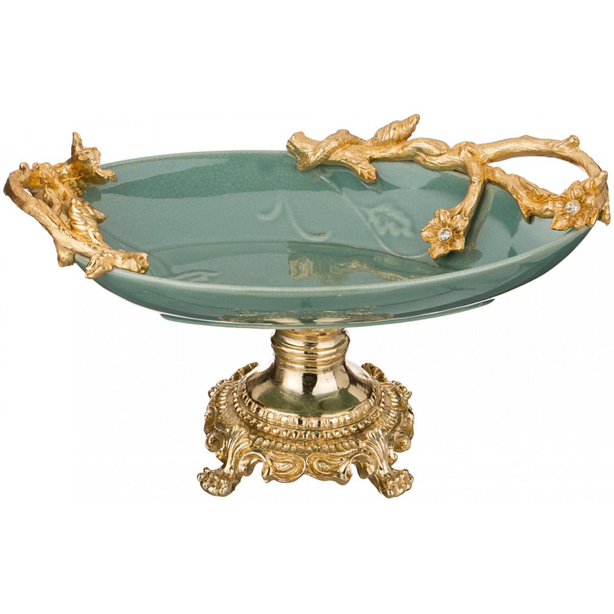 {} Arti-M Ваза Albano  (18х19х34 см) ваза керамика розовый рассвет 18 12 8 5 см 863622
